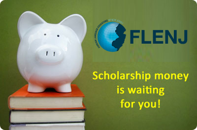 FLENJ Scholarship money for high school students